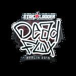 DeadFox (Folia) Berlin'19