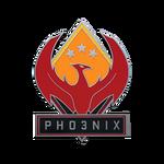 Odznaka - Phoenix