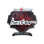 Buster (Folia) Berlin'19