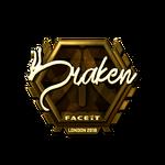 Draken (Gold) London'18