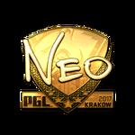 NEO (Gold) Kraków'17