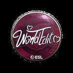 WorldEdit Katowice'19