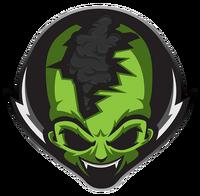 Tainted Black - logo