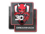 3DMAX DreamHack Winter 2014