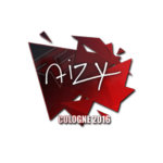 Aizy - Cologne'16