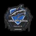 Vega Squadron (Graffiti) London'18