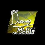 DAVEY (Folia) MLG Columbus'16