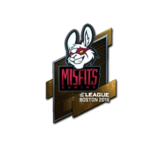Misfits Gaming (Folia) Boston'18
