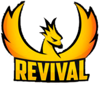 Revival Gaming - logo