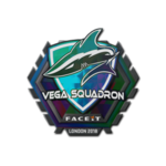 Vega Squadron (Holo) London'18