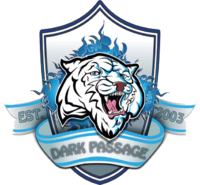 Dark Passage - logo
