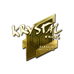 KRYSTAL (Gold) Boston'18