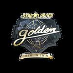 Golden (Gold) Berlin'19