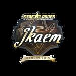 Jkaem (Gold) Berlin'19