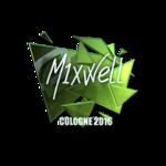 MIXWELL (Folia) - Cologne'16