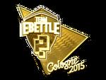 Team eBettle Cologne 2015 (złoto)