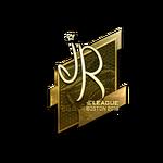 JR (Gold) Boston'18