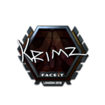 KRIMZ (Folia) London'18