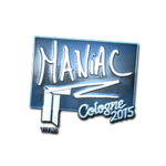 Maniac (Folia)