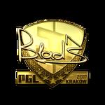 B1ad3 (Gold) Kraków'17
