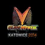 Clan-Mystik (Holo) EMS One Katowice 2014