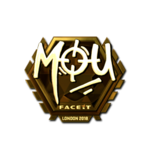 Mou (Gold) London'18