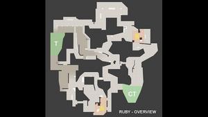 Ruby - mapa