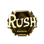 RUSH (Gold) London'18