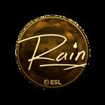 Rain (Gold) Katowice'19