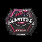 Winstrike Team (Graffiti) London'18