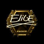 EliGE (Gold) London'18