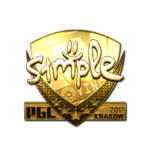 S1mple (Gold) Kraków'17