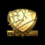ApEX (Gold) Kraków'17