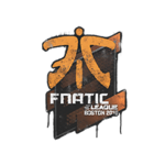 Fnatic (Graffiti) Boston'18