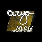 Arya MLG Columbus'16