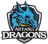 Astana Dragons - logo