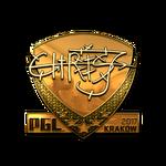 ChrisJ (Gold) Kraków'17
