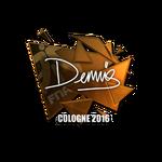 Dennis (Folia) - Cologne'16