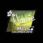Flamie (Folia) MLG Columbus'16