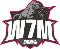 W7M Gaming - logo