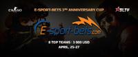 E-sport-bets.com 3rd Anniversary Cup