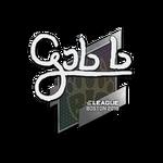 Gob b Boston'18