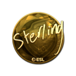 Sterling (Gold) Katowice'19