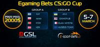 GSL Egamingbets Cup 1