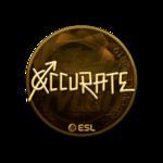 Xccurate (Gold) Katowice'19