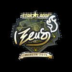 Zeus (Gold) Berlin'19