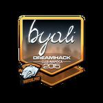 Byali (Folia) Cluj'15