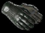 Rękawiczki samochodowe Wyścigowa zieleń
