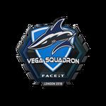 Vega Squadron London'18