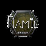 Flamie London'18
